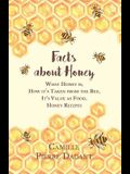 Facts about Honey - What Honey Is, How It's Taken from the Bee, It's Value as Food, Honey Recipes