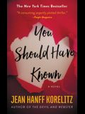 You Should Have Known: Now on HBO as the Limited Series the Undoing