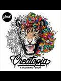 Creatopia: A Coloring Book