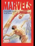 Marvels Postcard Book