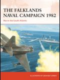 The Falklands Naval Campaign 1982: War in the South Atlantic