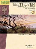 Beethoven: piano Sonata No. 28 in A Major, Opus 101 [With CD (Audio)]