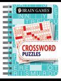 Brain Games Mini - Crossword Puzzles