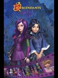 Disney Descendants Wicked World Wish Granted Cinestory Comic