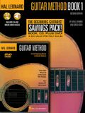 Hal Leonard Guitar Method Beginner's Pack: Book 1 with Online Audio + DVD [With CD and DVD]