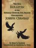 The 1886 Bulletin of the Supreme Council for France Concerning Joseph Cerneau