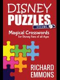 Disney Puzzles (Volume One): Magical Crosswords for Disney Fans of All Ages