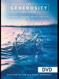 The Generosity Challenge DVD: 28 Days of Gratitude, Prayer, and Faith