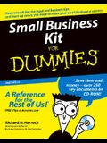 Small Business Kit for Dummies [With CDROM]