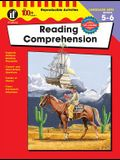 Reading Comprehension, Grades 5 - 6 (The 100+ SeriesTM)