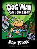 Dog Man Unleashed: From the Creator of Captain Underpants (Dog Man #2), 2