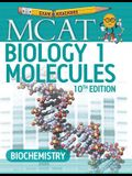 10th Edition Examkrackers MCAT Biology I: Molecules