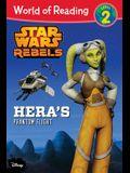 Star Wars Rebels: Hera's Phantom Flight