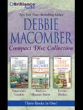 Debbie Macomber CD Collection: Susannah's Garden, Back on Blossom Street, Twenty Wishes