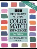 Decorative Painting Color Match Sourcebook