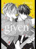 Given, Vol. 6, Volume 6