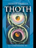 Pocket Swiss Crowley Thoth Deck