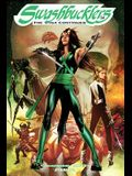 Swashbucklers: The Saga Continues Tp
