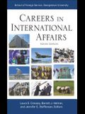 Careers in International Affairs: Ninth Edition