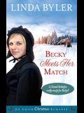Becky Meets Her Match: An Amish Christmas Romance