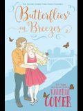 Butterflies on Breezes: A Christian Romance