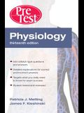 Physiology: PreTest Self-Assessment and Review, Thirteenth Edition (PreTest Basic Science)