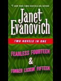Fearless Fourteen & Finger Lickin' Fifteen: Two Novels in One