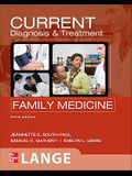 CURRENT Diagnosis & Treatment in Family Medicine, Third Edition (LANGE CURRENT Series)