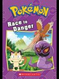Race to Danger (Pokémon Classic Chapter Book #5)