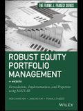 Robust Equity Portfolio Management: Formulations, Implementations, and Properties Using MATLAB