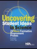 Uncovering Student Ideas in Science, Vol. 2: 25 More Formative Assessment Probes