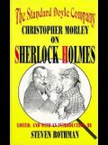 The Standard Doyle Company: Christopher Morley on Sherlock Holmes