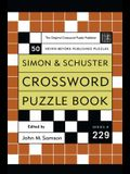 Crossword Puzzle Book: 50 Never-Before Published Puzzles