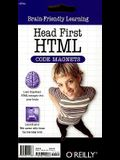 Head First HTML Code Magnets [With Magnets]
