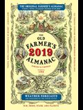 The Old Farmer's Almanac 2019, Trade Edition