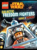 Galactic Freedom Fighters (Lego Star Wars: Activity Book)