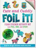 Large Foil It! Cute & Cuddly