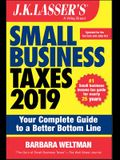 J.K. Lasser's Small Business Taxes 2019: Your Complete Guide to a Better Bottom Line