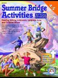 Summer Bridge Activities for Young Christians (Summer Bridge Activities)(4-5)