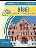 HiSET 2019 Preparation Book for the NEW Outline: HiSET Study Book & Practice Exam Questions for the High School Equivalency Test