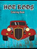 Hot Rods Coloring Book: Volume 1