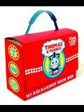 Thomas and Friends: My Red Railway Book Box (Thomas & Friends): Go, Train, Go!; Stop, Train, Stop!; A Crack in the Track!; And Blue Train, Green Train
