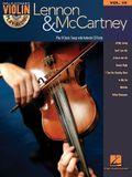 Lennon & McCartney: Violin Play-Along Volume 19