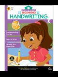 Beginning Handwriting, Grades K - 1