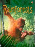 Rainforests (Usborne Beginners Level 1: Nature)