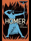 World Classics Library: Homer: The Iliad and the Odyssey