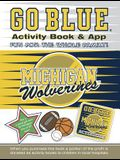 Go Blue Activity Book and App