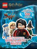 Lego(r) Harry Potter(tm): Let the Triwizard Tournament Begin!