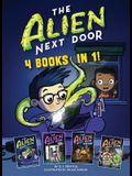 The Alien Next Door: 4 Books in 1!, Volume 1