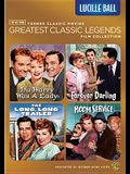 Tcm Greatest Classic Films Legends: Lucille Ball